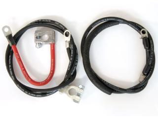 70-71 Concours, heavy duty 4 gauge cable