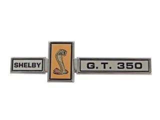 67 Shelby GT 350 Grille dash or deck