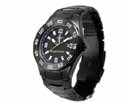 Men's Gun-metal/black band